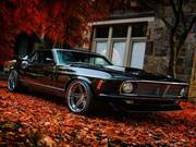 1970 Ford Mustang Ford: Mustang Fastback